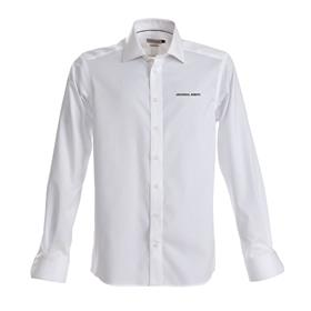 Shirt, men, slim fit, white