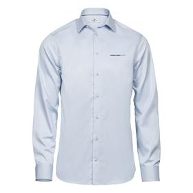 Shirt SF - men, light blue