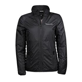 Ladies Newport jacket, black